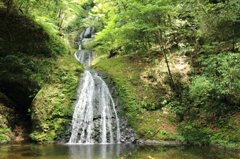 阿寺の七滝(その2)