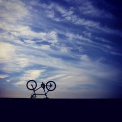 海までサイクリング
