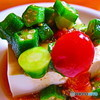 豆腐オクラ