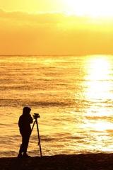 New Year's Cameraman