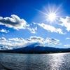 富士のある光景