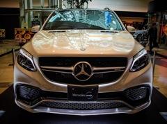 Mercedes me Tokyo HANEDA ⑶
