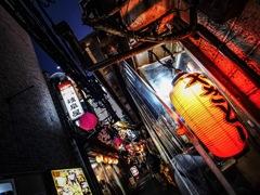 Shinjuku Omoide Yokocho ⑸