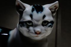 マイセン猫