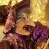 ハロウィン装飾 魔女