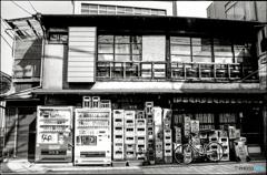 三島市中心街