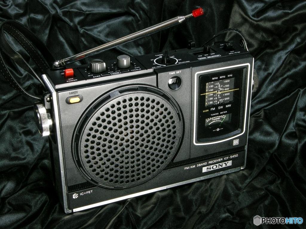 ソニー スカイセンサー5450(ICF-5450)