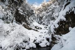神庭の滝〜遠景〜