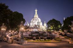 インドの仏舎利塔!?