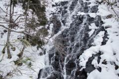 布滝〜With snow〜