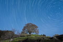満月なのに星を撮りに行く暴挙に出ました(・_・;)