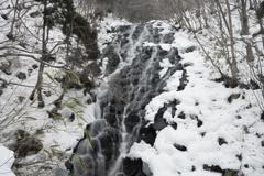 今日の布滝〜Winter again〜