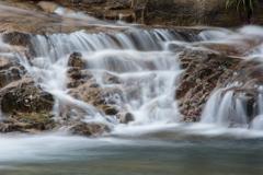 岩清水の滝(勝手に命名)