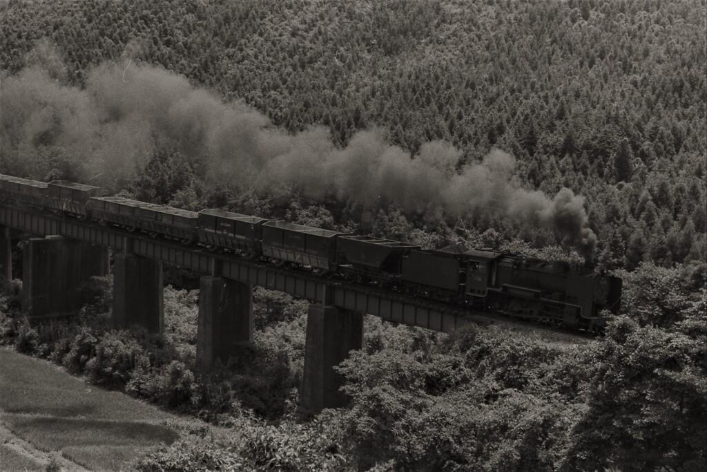 田川線のキューロク