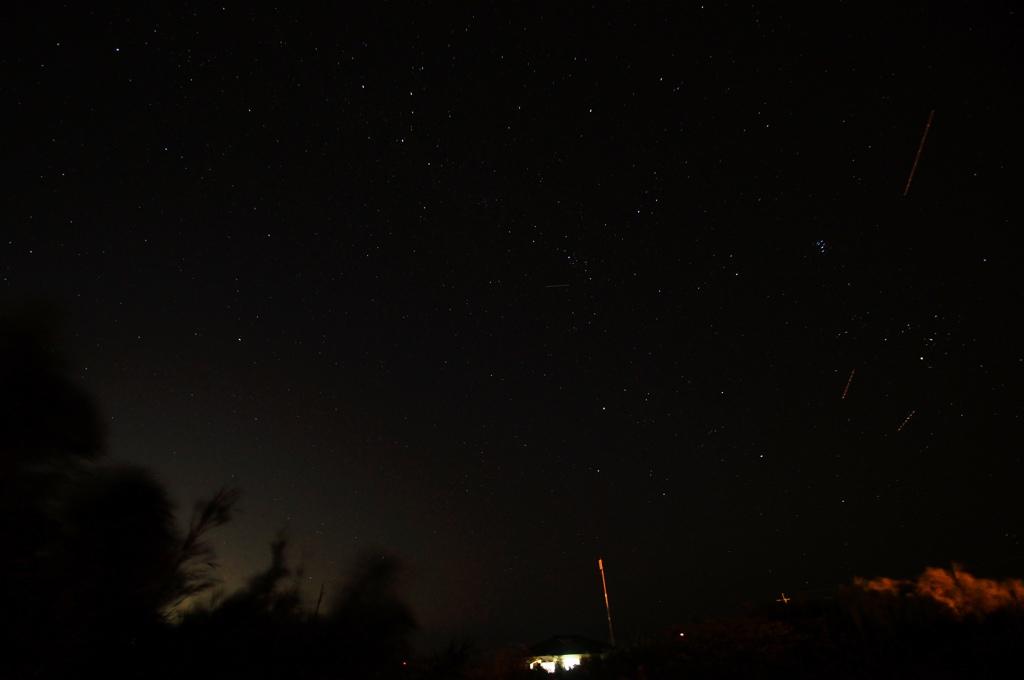 ふたご座流星群Ⅰ