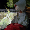 「狐の嫁入り」 東山花灯路