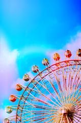 Ferris wheelとソラ