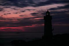 西へのさまよい・・   伊良湖灯台