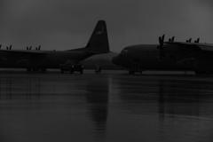 Yokota Air Base 三題  ヘッドライト