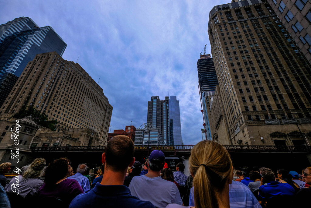 Chicago Canal Boat Tour