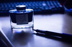 Pen and Iroshizuku.