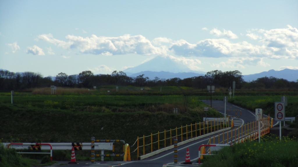 2013/04/07_富士山