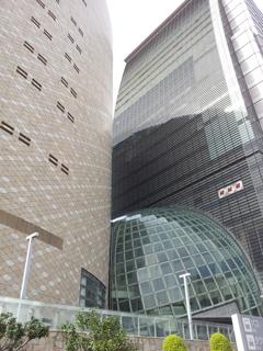 2019/04/12_大阪歴史博物館とNHK大阪放送局
