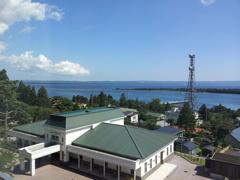 2018/09/14_海望館から安渡館と大湊湾を望む