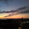 2017/09/04_宿から富山湾の夕暮れを望む(没カット)