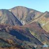 秋の朝日連峰山行-4