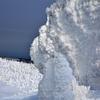 樹氷 (山形蔵王)26.2.1