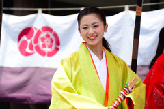 2016京都・ミス着物のおねーさん