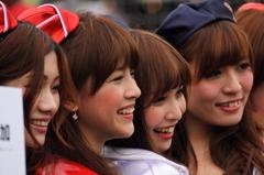 岡山国際サーキット サーキットクイーン 2