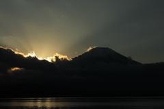 陽が沈む前に