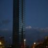 福岡タワーの朝