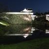 福岡城城跡夜景1