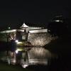 福岡城跡夜景2