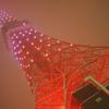 雪と東京タワー
