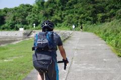 佐久島サイクリング