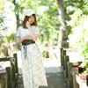 初夏のポトレ撮り@都電荒川線 荒川二丁目編⑦