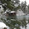 霞ヶ池の内橋亭