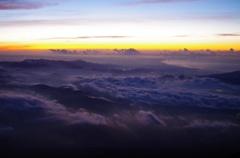 天国なる霊峰