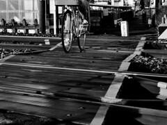 自転車でスイスイ