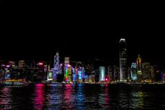 夜景 香港