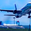 Take off ANA