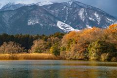 冬の両ヶ池
