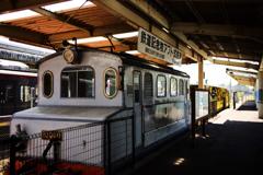 軽井沢散策 アプト式鉄道