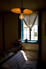 軽井沢散策 ランプ