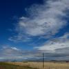 雨上がりの大草原
