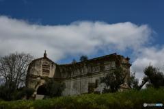 ポルトガル教会廃墟